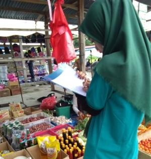 Pemantauan Harga Pangan Strategis Kabupaten Luwu Utara